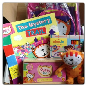 Poppy Cat Mystery Trail Adventure Pack