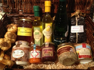 The French Vegetarian Hamper