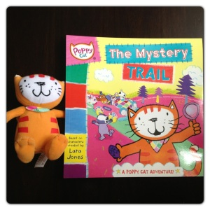 Poppy Cat Mystery Trail