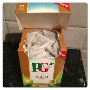 "PG Tips ""The Rich One"""