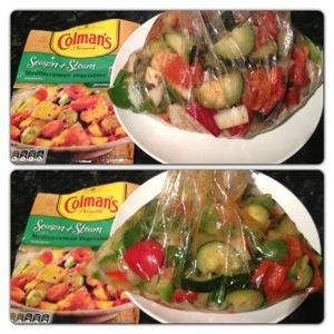 Mediterranean Vegetables