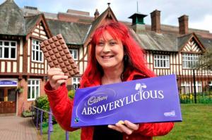 Cadbury Taster